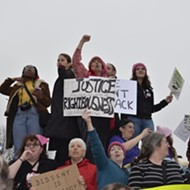 Pussy Power: Notes From the Women's March on Washington