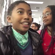 This video of the kids from 'Blackish' rapping Big Sean is the best thing you'll see all day