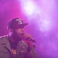 Show review: Talib Kweli at The Shelter Saturday, Feb. 4