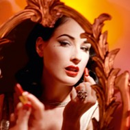 How Heather Sweet from West Branch became Dita Von Teese