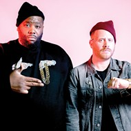 Killer Mike and El-P argue that the post-political is the most political