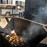 Here's where to find some of the Southwest Detroit's best, smokiest Mexican grills
