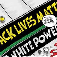 Trump's symbol of hate