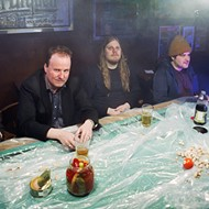 2020 was supposed to be a big year for Protomartyr, one of Detroit's luckiest indie rock bands — then came a plague