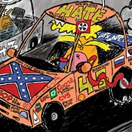 Racing the racist