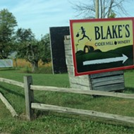 Blake's Orchard issues apology after renting space to 'conservative outsider' for pro-Trump and police rally
