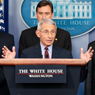 Dr. Fauci says Henry Ford hydroxychloroquine study touted by Trump is 'flawed'