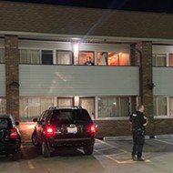 Barricaded gunman found dead inside St. Clair Shores motel