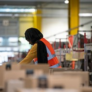 Reps. Tlaib and Dingell confronted by police before finding 'unsafe conditions' at Amazon warehouse in Romulus