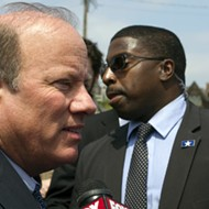 Duggan, city of Detroit awarded 'Golden Padlock' for deleted public records