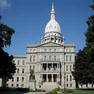 Unlock Michigan submits signatures in shady campaign to repeal Whitmer's emergency powers