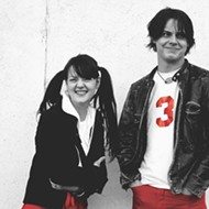 The White Stripes revisit brother-and-sister shtick for new greatest hits comp