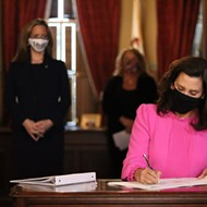 Whitmer signs bill giving clerks more time to prepare absentee ballots