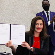 Whitmer signs 'clean slate' bill to expunge petty marijuana-related offenses from criminal records