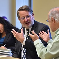 Sen. Gary Peters makes history by opening up about the life-saving abortion his former wife had in the '80s