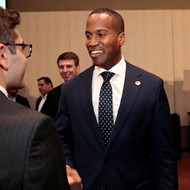 Senate candidate John James linked to organizer of rally where suspects in Whitmer kidnapping plot recruited