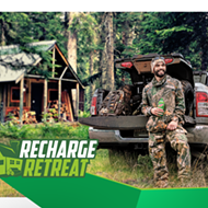 Outdoor Enthusiasts of Michigan Rejoice. MTN DEW Is Giving You The Chance To Score A Five-Night Cabin Stay In Hiawatha National Forest This Fall — But You Have To Enter Now