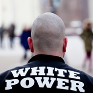 Two white supremacists charged with felonies for allegedly terrorizing Michigan family