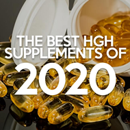 Best HGH Supplements 2020: Top Human Growth Hormone Boosters