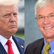 Michigan Republican leader is meeting with Trump at White House to discuss coup