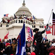 The siege at the U.S. Capitol was similar to what happened in Lansing this spring