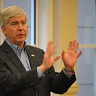 'Suspicious phone calls' linked former Gov. Snyder to Flint case, according to report