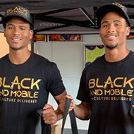 Black-owned food delivery app service expands to Detroit
