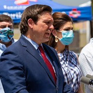 Nuts, cheaters, and Ron DeSantis