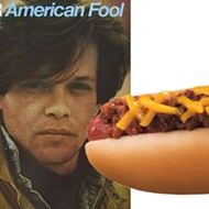 Here's a cover of 'Jack & Diane' but the lyrics are just 'suckin' on a chili dog'