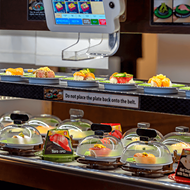 Metro Detroit now has its first conveyor belt sushi spot, Kura Sushi