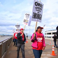 Hundreds of union workers in Detroit lost their jobs even after Delta took billions in federal pandemic aid