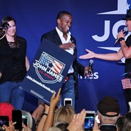 Two-time Senate loser John James is considering running for Michigan governor in 2022