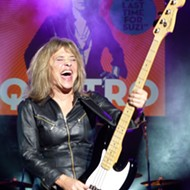 Sunday's Detroit Music Awards will include Suzi Quatro, a 'Motown Salute' by Paul Stanley's Soul Station