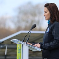 Whitmer says all state-owned facilities in Michigan will use 100% renewable energy by 2025