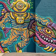 An 'augmented reality' mural festival kicks off in Detroit — here's where you can find them all