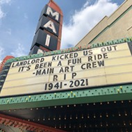 RIP Royal Oak's Main Art Theatre, which abruptly closed