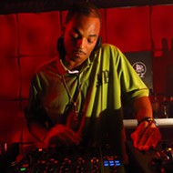 Detroit techno DJ Omar S to perform late-night set at the Aretha Amphitheater