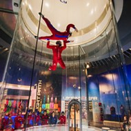 Metro Detroit will soon have a thrilling indoor skydiving complex