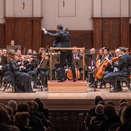 The Detroit Symphony Orchestra will perform the music of 'Star Wars' at Meadow Brook