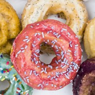 Yellow Light serves up delectable drive-thru doughnuts on Detroit's east side