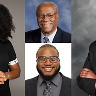 Meet the candidates running long shot campaigns against Detroit's Mayor Mike Duggan in 2021