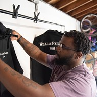 Detroit fashion designer Quandell Wright walked for hours in Wyoming to get on Kanye West's radar