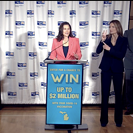 Michigan's taxpayer-fueled COVID-19 lottery fails