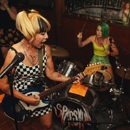 Punk Rock BBQ will spice up Core City with music, ice cream, and badassery