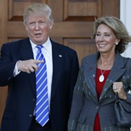 Betsy DeVos won't run for Michigan governor as GOP searches for viable candidates