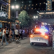 Entertainment and incarceration in Greektown, downtown Detroit's wildest district