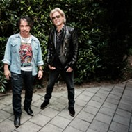 Irresistible hit-makers Daryl Hall and John Oates will make dreams come true at DTE Energy Music Theatre