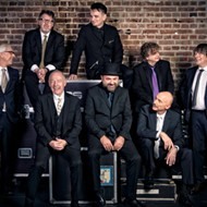 This might be the last metro Detroit performance from prog rock royalty King Crimson