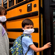 Michigan health department urges schools to require masks as COVID-19 surges