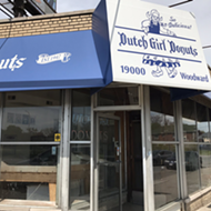Dutch Girl Donuts temporarily closes its Detroit shop